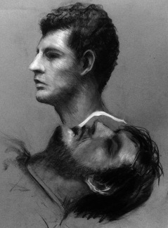 CHARCOAL PORTRAIT FREESTYLE