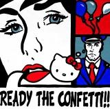 READY THE CONFETTI!!