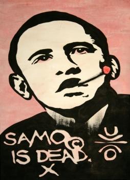 SAMO IS DEAD