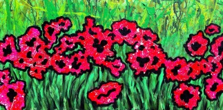 RED POPPY FIELDS / COMISSION