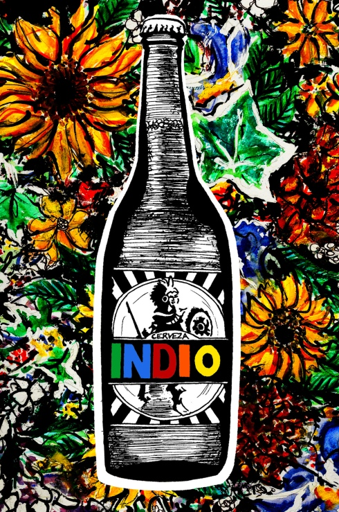 Indio Beer contest entry